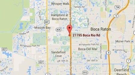 Boca Raton Surecrete Location