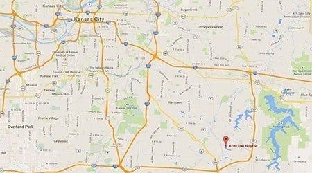 Kansas City Missouri Surecrete Distributor Location