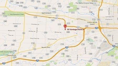 Rochester New York Surecrete Location
