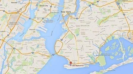 Brooklyn New York Surecrete Location