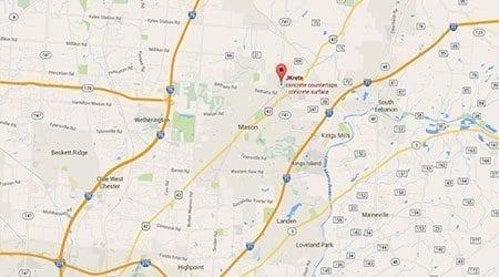 Lebanon Ohio Surecrete Distributor Location