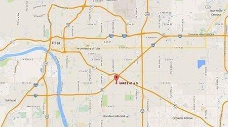 Tulsa Oklahoma Surecrete Distributor Location