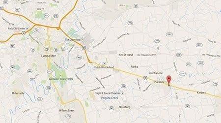 Paradise Pennsylvania Surecrete Distributor Location