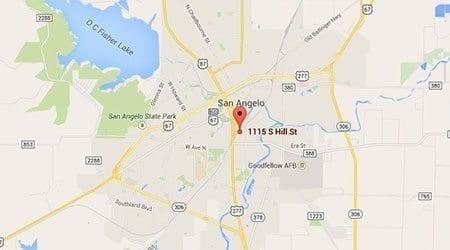 San Angelo Texas Surecrete Distributor Locations