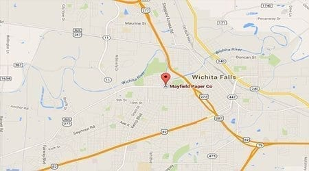 Wichita Falls Texas Surecrete Distributor Location