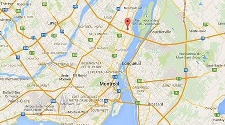 Montreal Quebec Surecrete Distributor Location