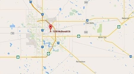 Regina Saskatchewan Surecrete Distributor Location