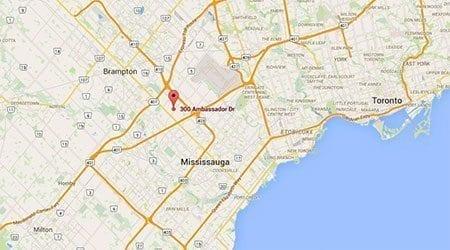 Toronto Ontario Surecrete Distributor Location