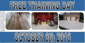 Free Training Day