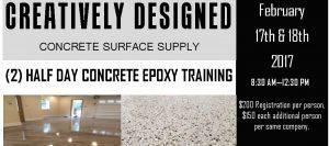 Epoxy Metallic & Flake Litchfield OH.