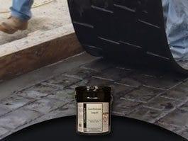 Concrete Liquid Release Agent for Stamped Concrete by Surecrete