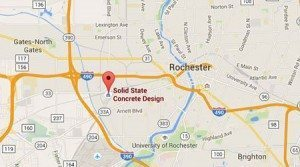 Solid State Concrete Design Map