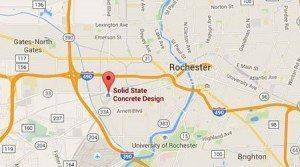 Solid State Concrete Design Map