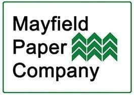 4308 Mayfield Paper Logo