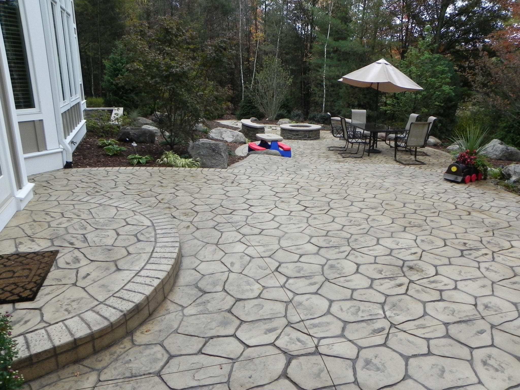 Natural Stone Patio Sealer Home Design Inspiration Ideas and