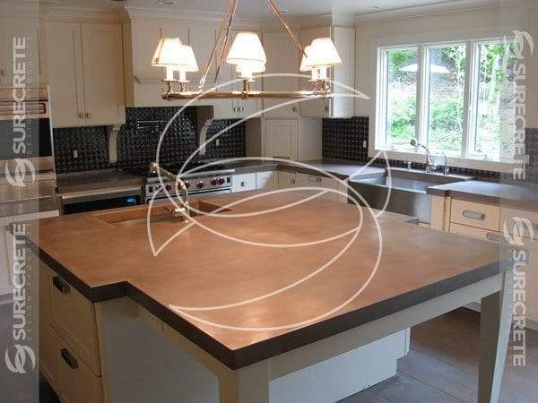 Genial Concrete Countertop Kit DIY Complete Mix System