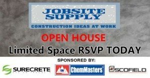 Concrete Decor Show Jobsite Supply Open House