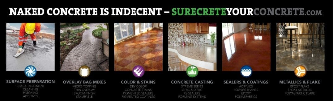 surecrete your concrete