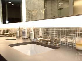 Hotel Bath Concrete Vanities