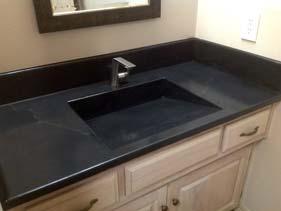 Concrete Bath Vanity Top