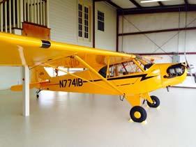 White Epoxy Flake Industrial Airport Hangar