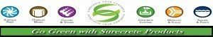 Green Concrete Products and Sealers