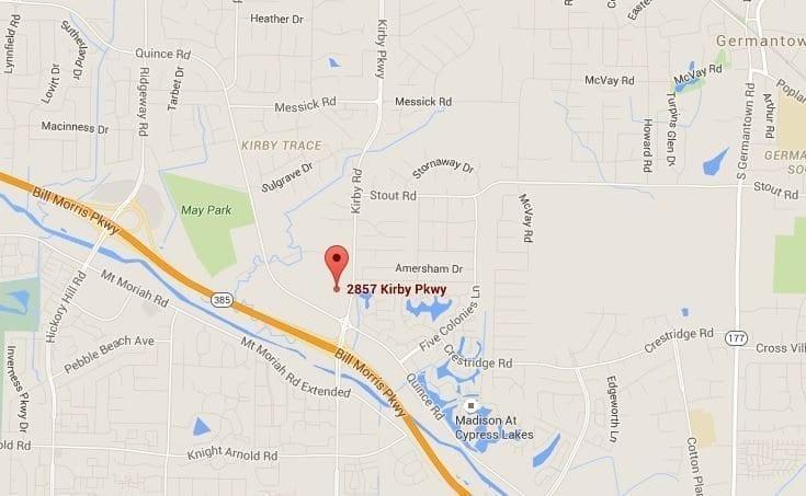 2857 Kirby Pkwy Memphis, TN 38119