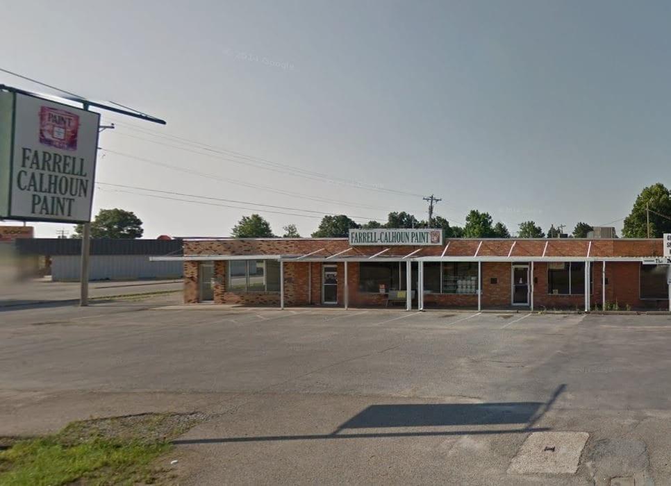 Farrell Calhoun Jonesboro Arkansas Surecrete Store
