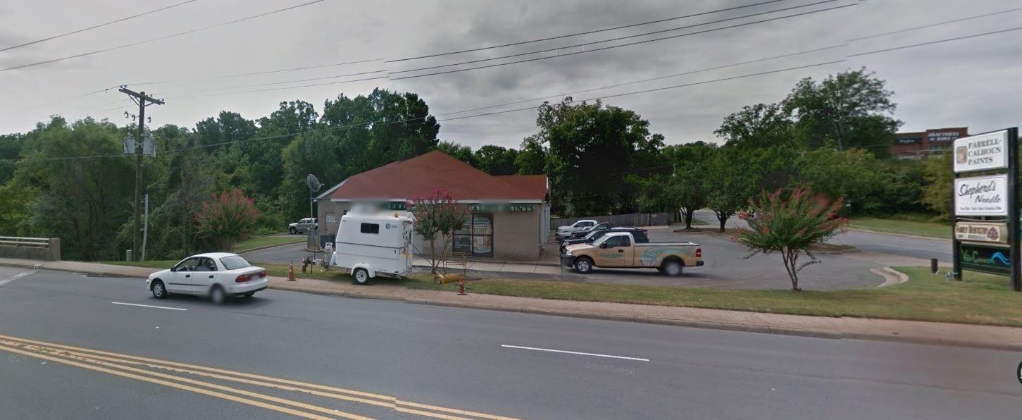 Farrell Calhoun Paint Albert Pike Road Little Rock AR