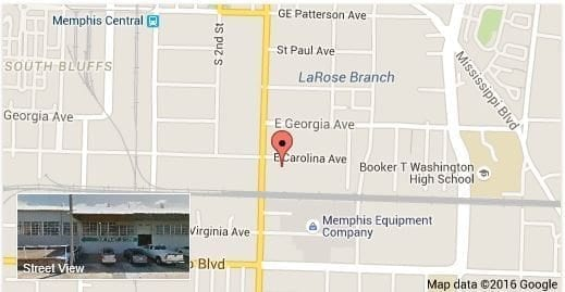 221 E Carolina Ave. Memphis, TN 38126