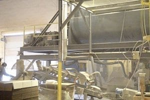 Surecrete Concrete Overlay Bag Mix Production