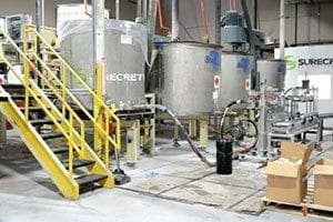 Concrete Sealers and Coatings Manufacturing