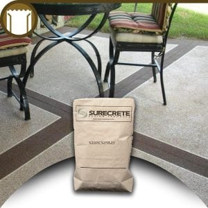 Concrete Overlay Bag Mix
