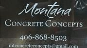 Montana Concrete Concepts Great Falls, Montana Surecrete Store