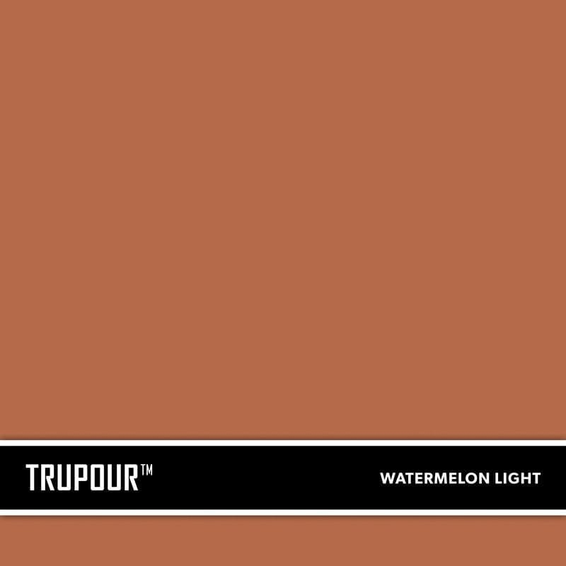 Watermelon Light New Concrete Ready-Mix Truck Color TruPour™ by SureCrete