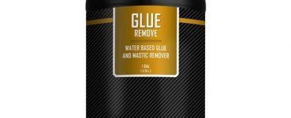 SureCrete's GlueRemove™ is a carpet glue remover that is a safe, non-flammable, water-based glue and mastic remover that effectively softens and removes most types of carpet adhesives and similar glue deposits. GlueRemove™ is ideal for use in occupied areas like post offices, schools, hospitals, and other public places. Concrete Carpet Glue Remover and Mastic Adhesives Removal by SureCrete