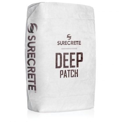 Thick Concrete Repair Large Hole Patching Product – Deep Patch™
