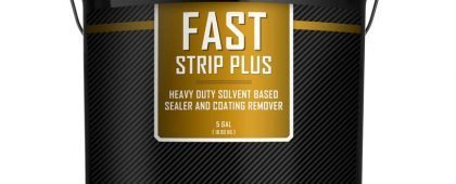 5 Gallons Solvent Based Concrete Sealer Remover and Coating Stripper Fast Strip Plus™ by SureCrete