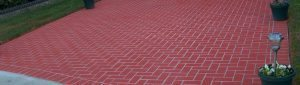SureCrete Concrete Stencil Patterns Adhesive and Non-Adhesive