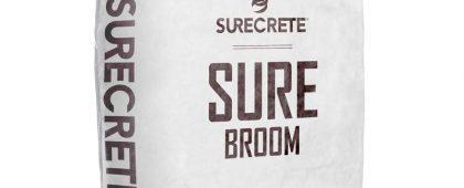 Driveway and Sidewalk Broom Concrete Overlay SureBroom™ by Sur