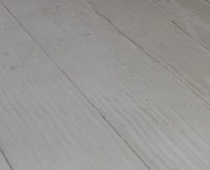 concrete overlay wood grain look