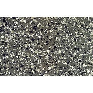 Asphalt Floor Flake Chips by SureCrete