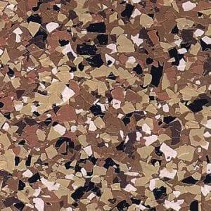 Buckskin Floor Flakes 1/4 Inch 25 lb. SKU: 65102007 | UPC: 842467101544