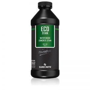 32 oz. Concentrated Concrete Stain Water Based Colors Eco-Stain