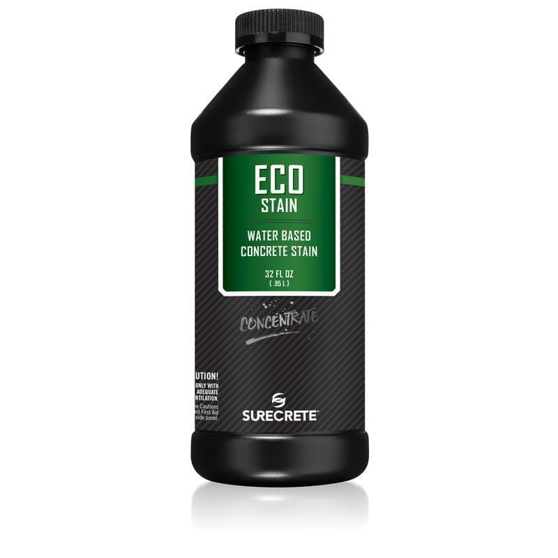 32 oz. Concentrated Concrete Stain Water Based Colors Eco-Stain™