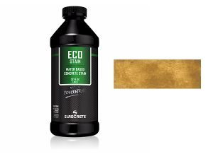 Autumn Gold Concrete Stain Water Based Semi Transparent UV Stable Eco-Stain -41