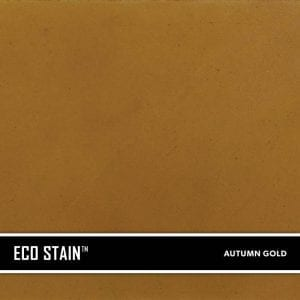 Autumn Gold Concrete Stain Water Based Semi Transparent UV Stable Eco- Stain -70