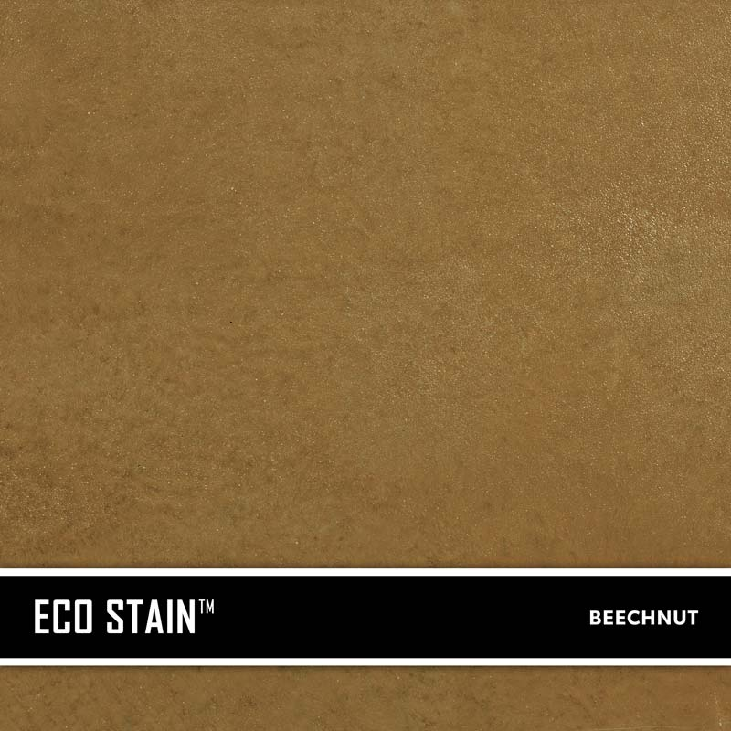 Beechnut Concrete Stain Water Based Semi Transparent UV Stable Eco- Stain -70