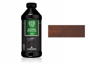Burnt Crimson Concrete Stain Water Based Semi Transparent UV Stable Eco-Stain -46