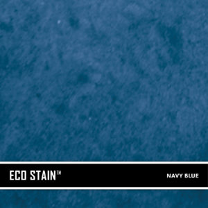 Eco Stain Water Based Concrete Stain Navy Blue